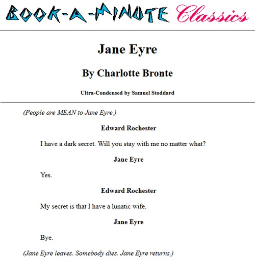 texts from jane eyre epub