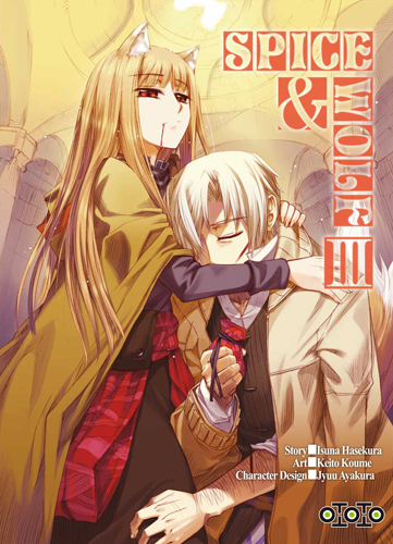 spice and wolf ebook fr