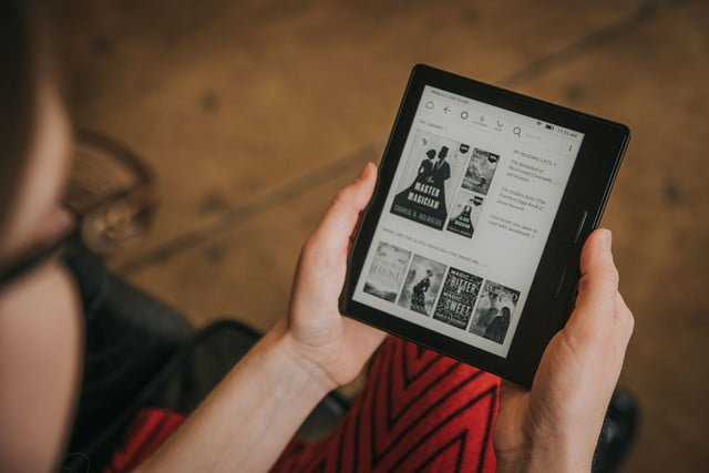 can epub books be read on kindle