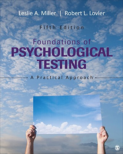 foundations of psychological testing 5th edition ebook