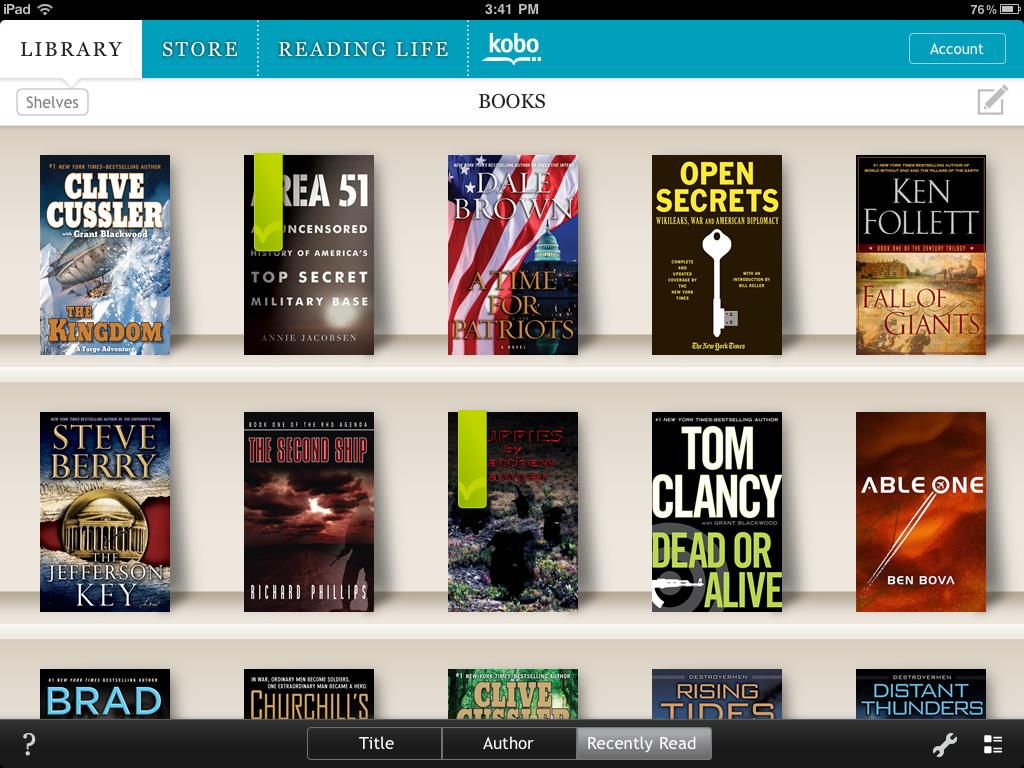 how to buy ebooks in audible app