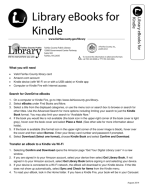 toronto public library ebooks kindle