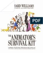 simplified drawing for planning animation ebook