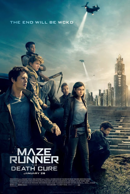 the death cure epub free download