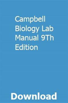 campbell biology 9th edition pdf ebook free full download