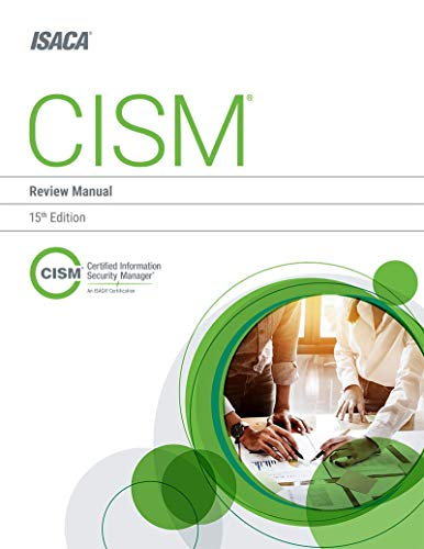 cism review manual 15th edition ebook