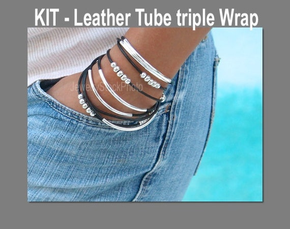 leather wrapped bracelet tutorial ebooks