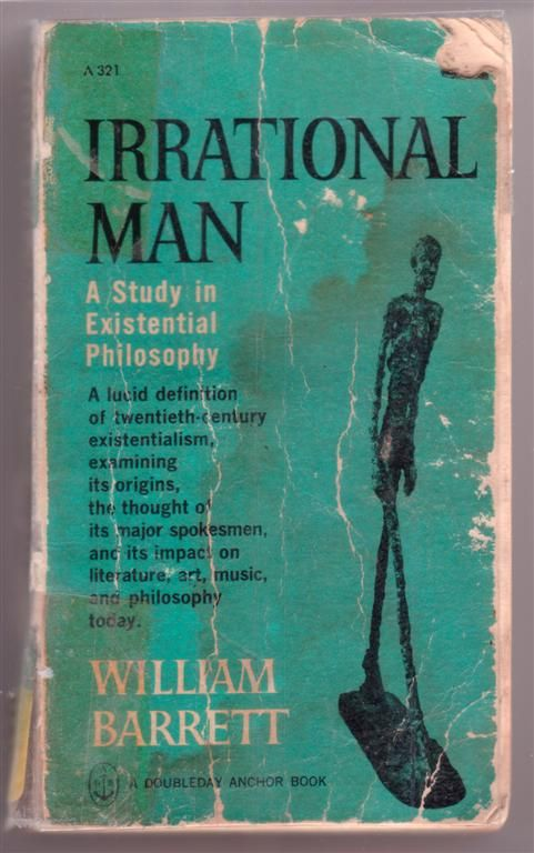 irrational man a study in existential philosophy epub